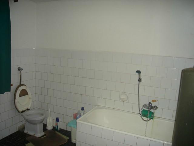 Uređenje kupaonice - prije