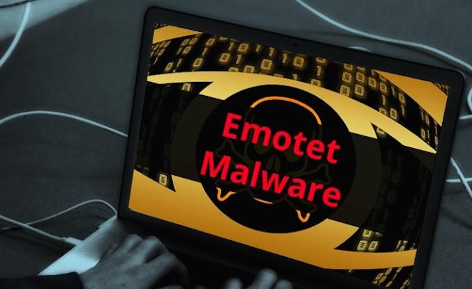 Vuelve Emotet con nuevas funciones!
