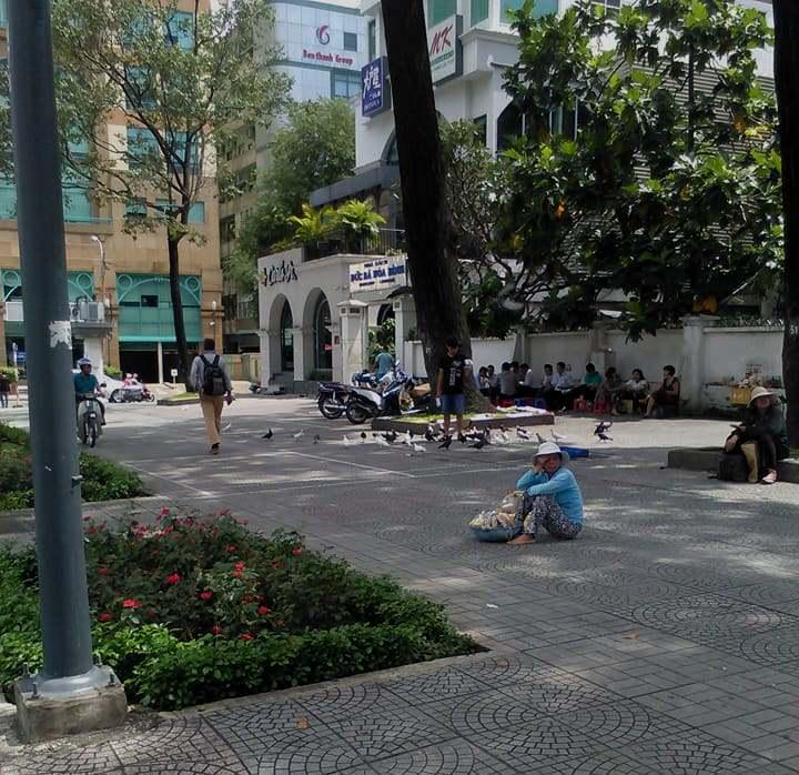 Sài Gòn vẫn có nhiều người rất tốt đó bạn