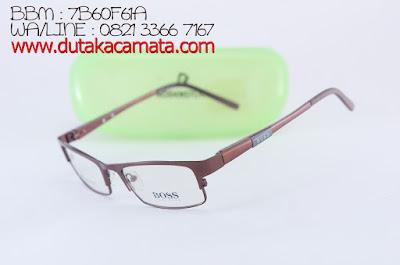 BOSS Frame Kacamata Minus - DUTAKACAMATA.COM