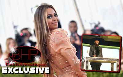 """Lemonade"" Star Beyonce Wins The 2016 CFDA Fashion Icon Award"