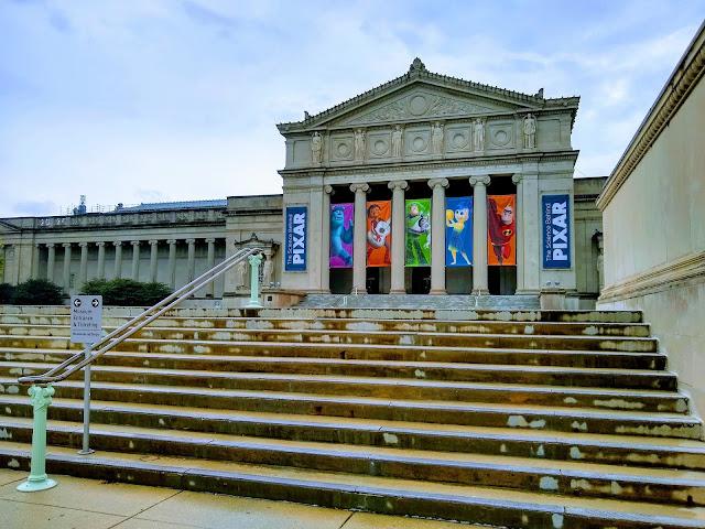 Чикаго. Музей науки и промышленности
