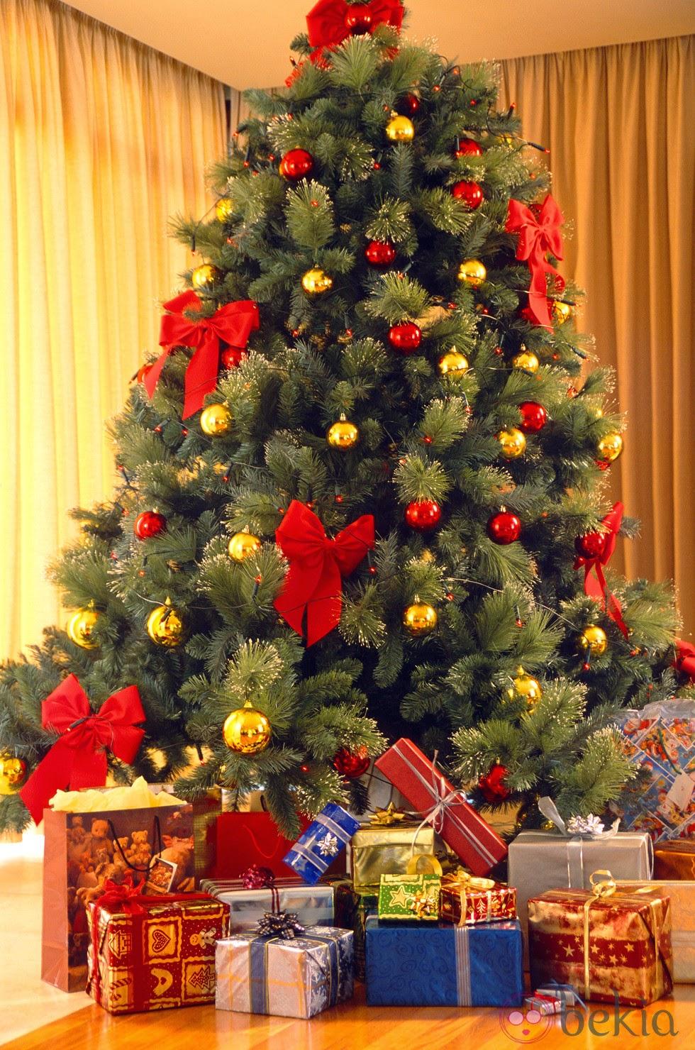 Fotos arboles navidad decorados - Imagenes de arboles de navidad decorados ...