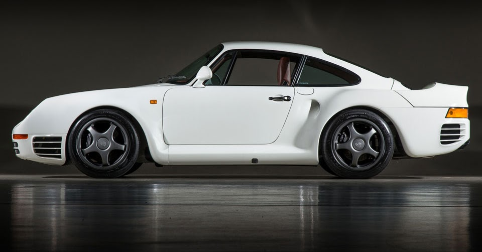 Car Customizing Games >> White Canepa Porsche 959 With 763hp Is The Finest Of Them All