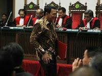 Ealah, Baru Awal Sidang, Kubu Ahok Sudah Kena 'Semprot' Hakim