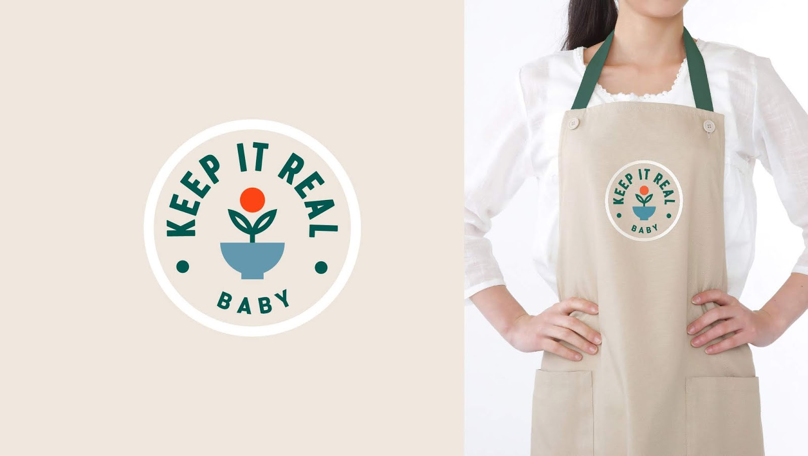 Keep It Real Baby Fresh Organic Baby Food On Packaging Of The
