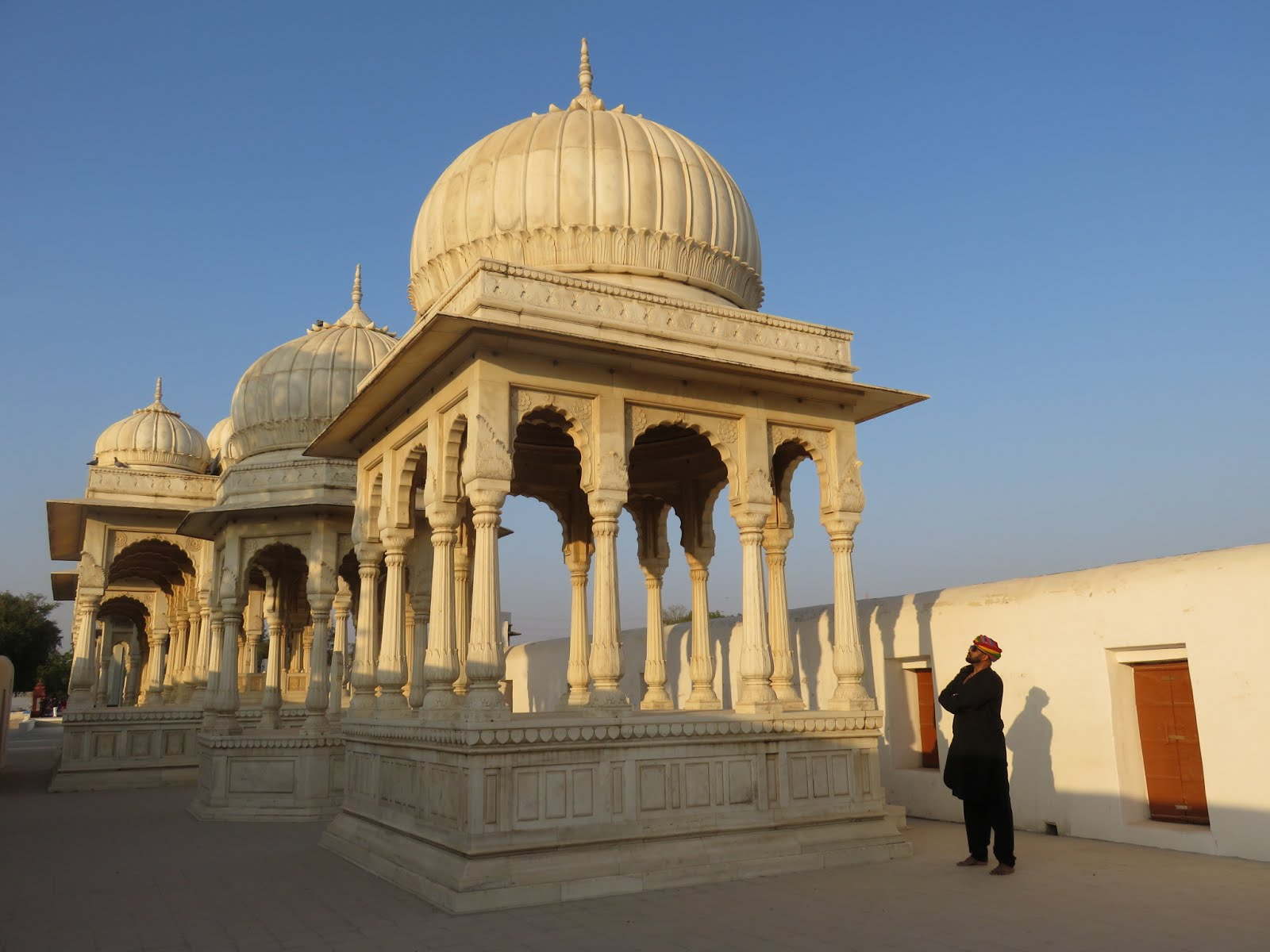 A Rajasthan Holiday
