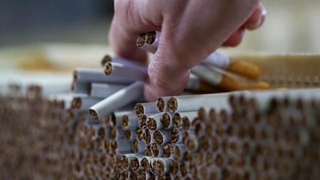 В Башкирии мужчина похитил 9000 пачек сигарет