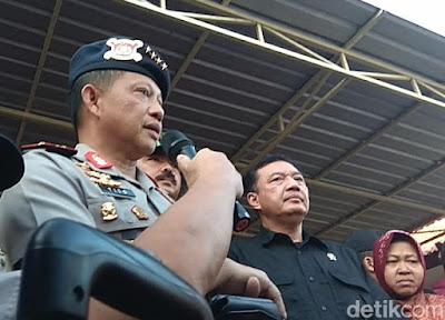 Kapolri: Revisi UU Antiterorisme Terlalu Lama, Butuh Perppu - Info Presiden Jokowi Dan Pemerintah