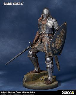 Oscar Knight of Astora 1/6 de Dark Souls ya en pre-order - Gecco