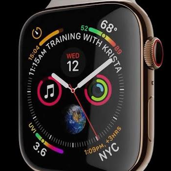 آبل تعلن رسميا عن Apple Watch Series 4، الساعة التي ستنقذ حياتك