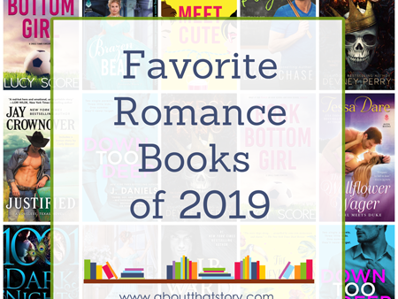 Favorite Romance Books of 2019