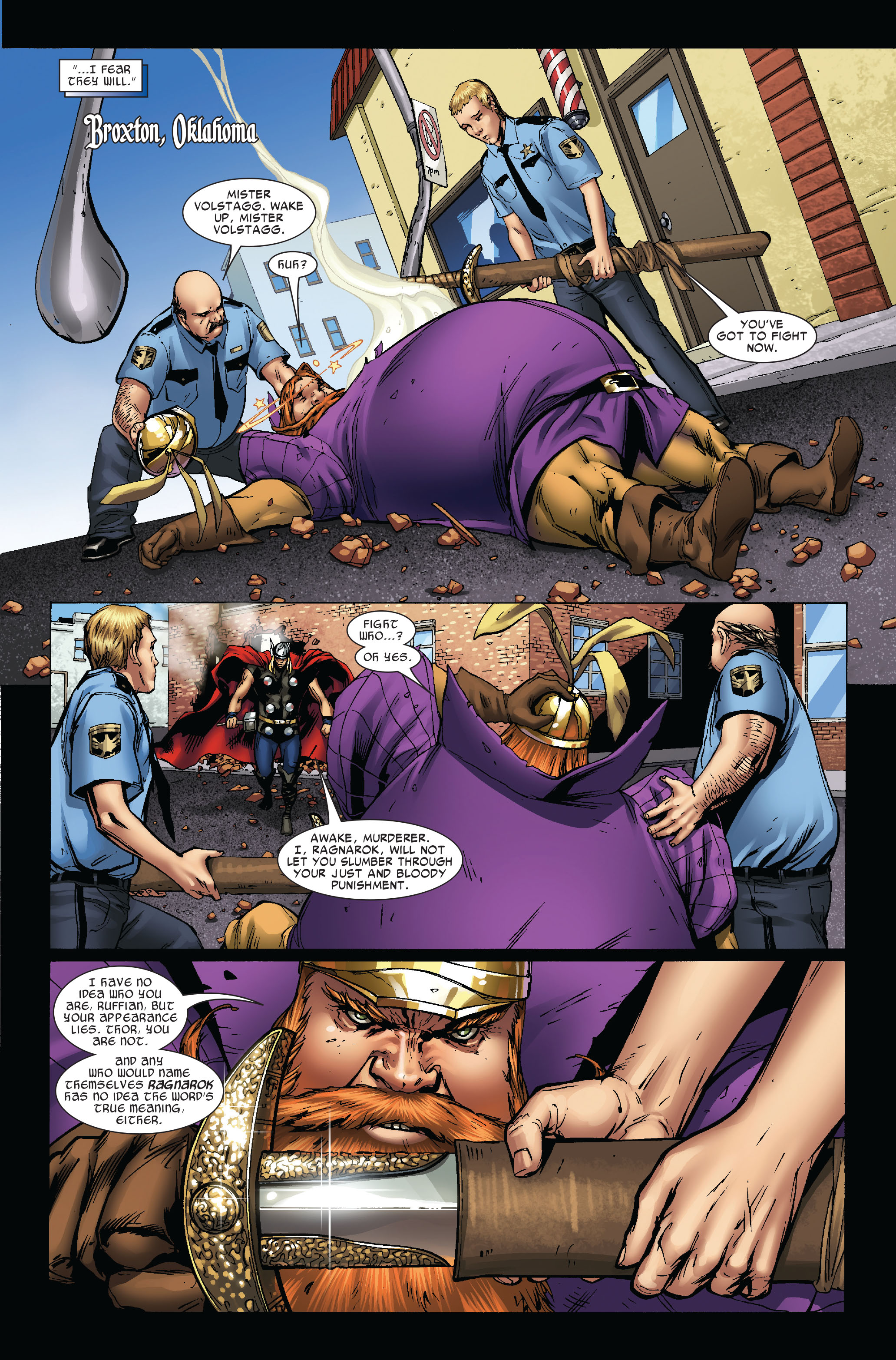 Thor (2007) Issue #608 #21 - English 6