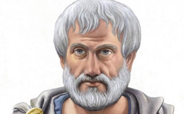 Breve biografía de Aristóteles.