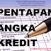 Angka Kredit Guru Golongan IVb