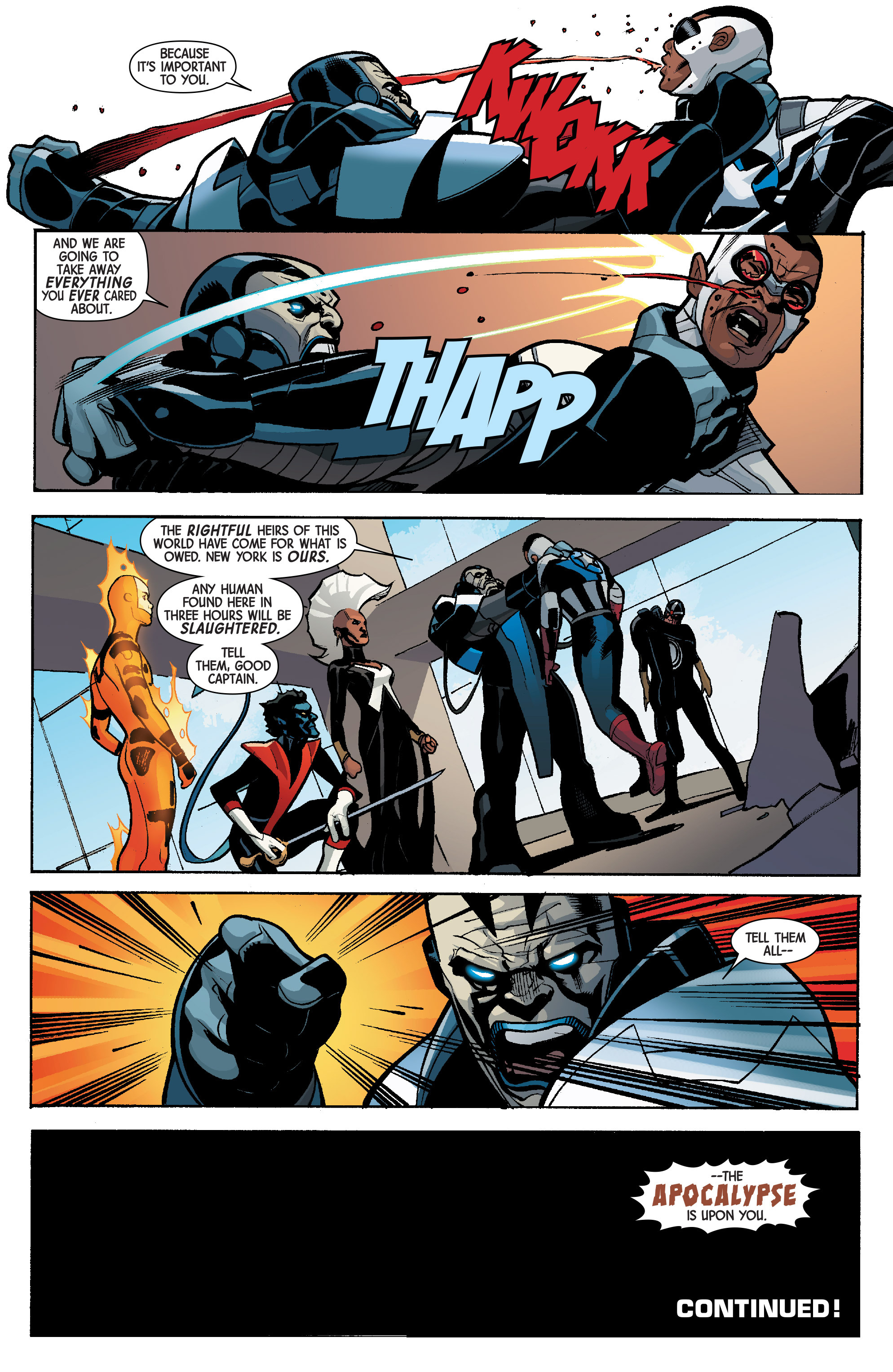 Read online Avengers & X-Men: AXIS comic -  Issue #5 - 22