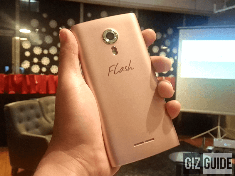 BREAKING! Alcatel Flash 2 To Get Android 6.0 Marshmallow Update This March! To Come In Rose Gold And White Colors Too!