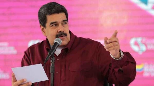 Maduro anuncia entrega de juguetes y perniles para navidad 2018
