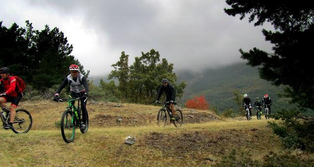 AlfonsoyAmigos - Ruta MTB
