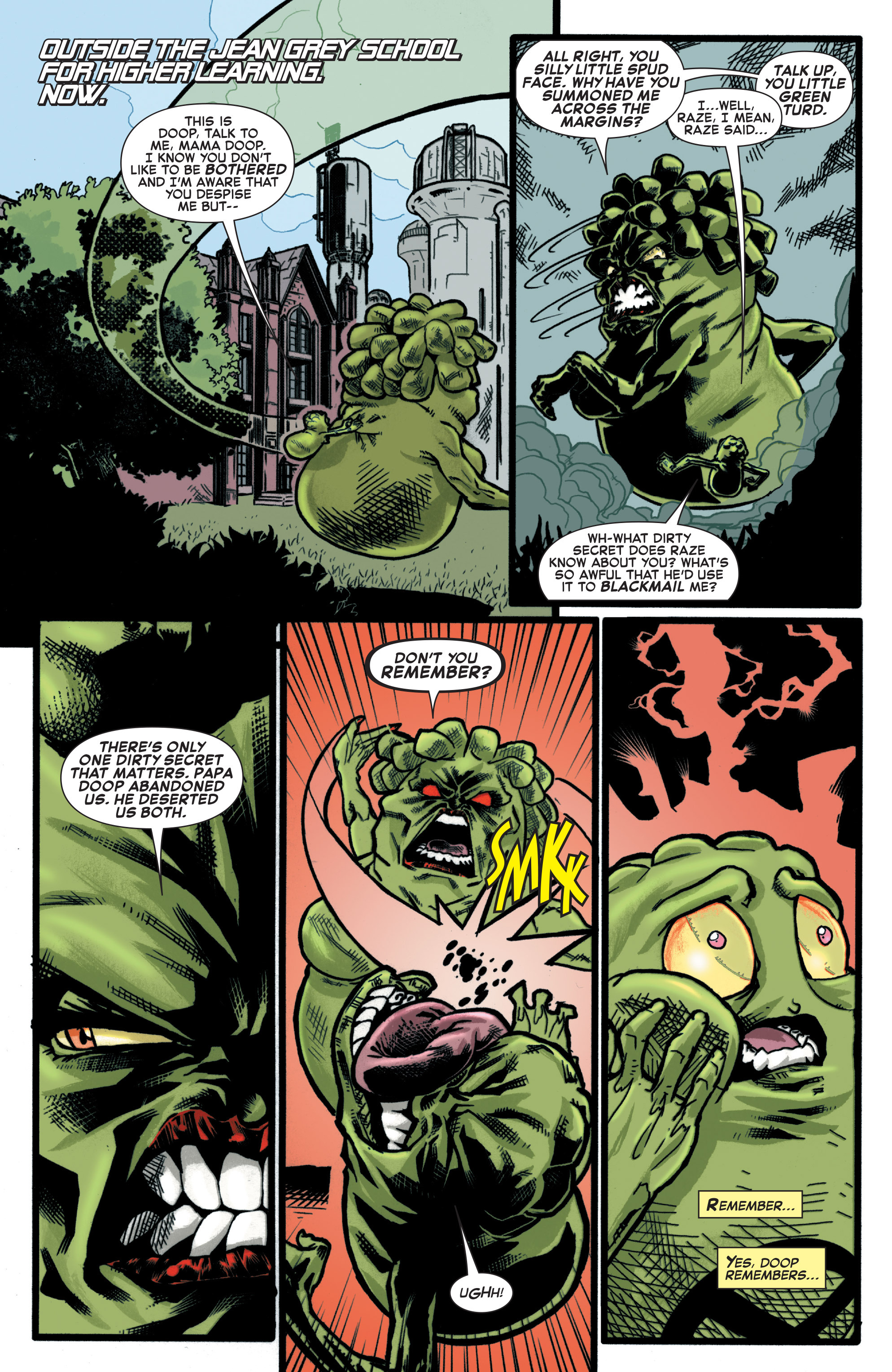 Read online All-New Doop comic -  Issue #4 - 4