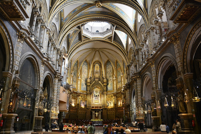 Cathedral Montserrat