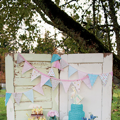 Vintage Baby Shower Ideas & Desserts Book Giveaway