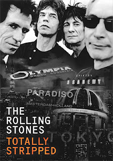 DVD & Blu-ray Release Report, The Rolling Stones: Totally Stripped, Ralph Tribbey
