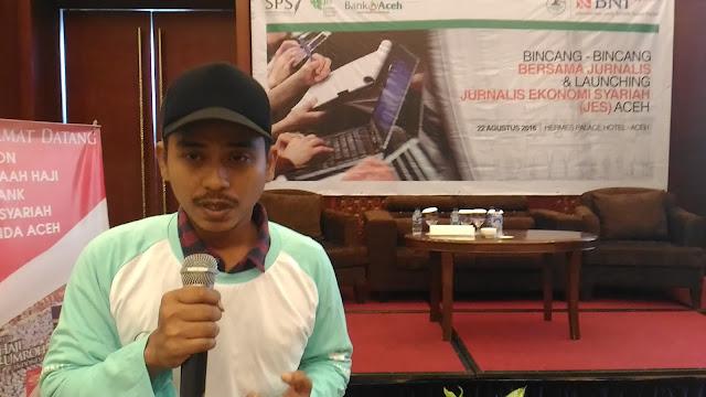 Dadang Heryanto Terpilih Sebagai Ketua Jurnalis Ekonomi Syariah Aceh, Ini Tugasnya...