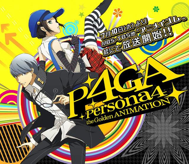 Persona 4: The Golden Animation (12/12) (110MB) (HDL) (Sub Español) (Mega)