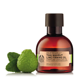 Thai Makrut Lime Firming Oil