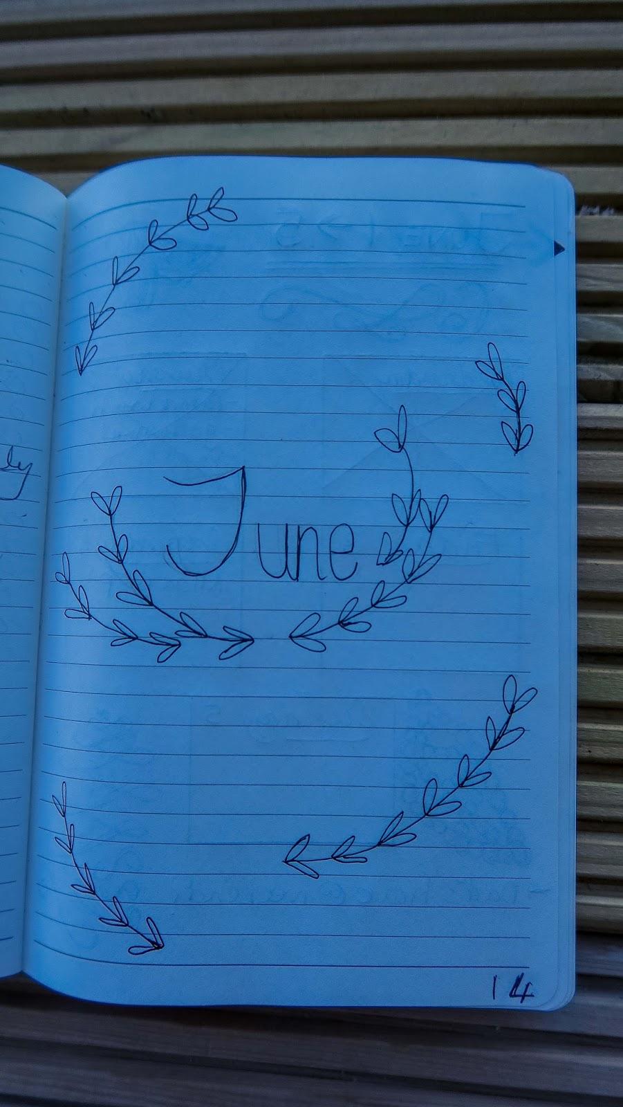 minimalist bullet journal liquid grain liquidgrain