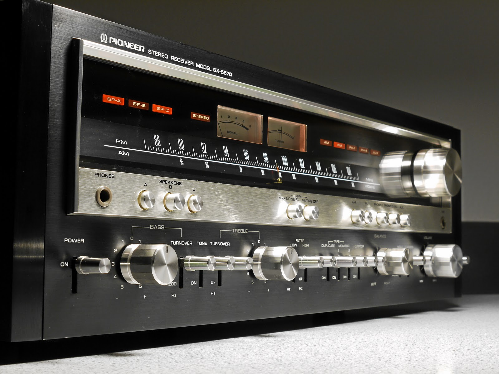Vintage Stereo Recievers 82