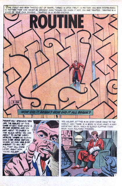 Doctor Graves-Steve Ditko-1968