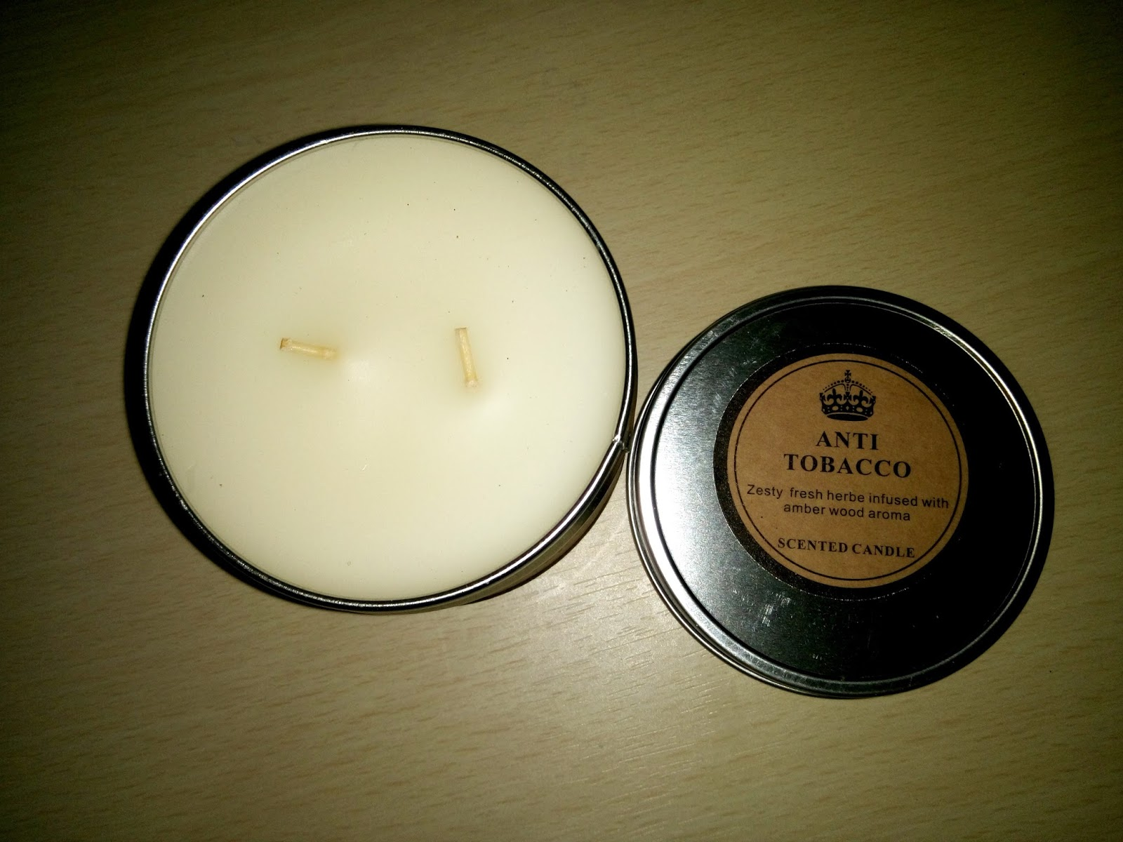 71e1d9b96d9 Και φυσικά, επίσκεψη στα Jumbo χωρίς να αγοράσω κάποιο κερί δεν γίνεται!!!  Αυτή τη φορά επέλεξα ενα ειδικό για να εξαφανίζει και να ελαχιστοποιεί τη  μυρωδιά ...