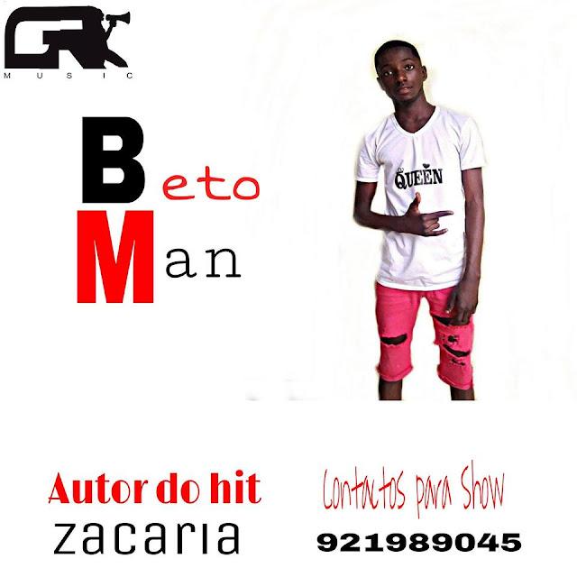 Beto-Man - Zacaria