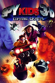 Spy Kids 3D: Game Over (2003)