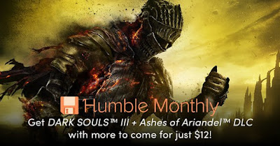 Humble Monthly Games Bundle