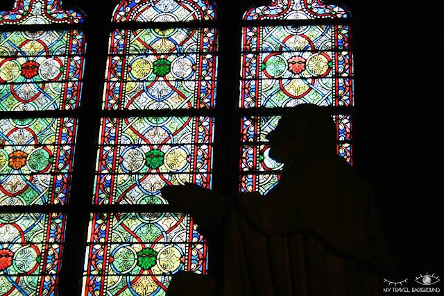 My Travel Background : #ParisPromenade : l'île de la Cité, a l'intérieur de Notre-Dame de Paris