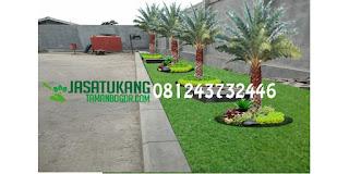 Jasa Pembuatan Taman di Cikupa