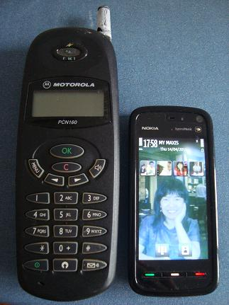 Caring Is Not Only Sharing Motorola Versus Nokia
