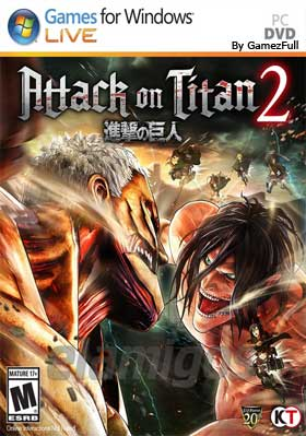 Attack on Titan 2 PC Full [Español] [MEGA]