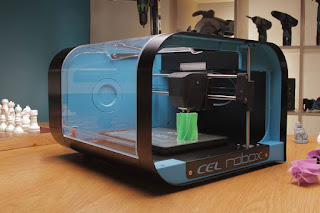 CEL Robox 3D Printer Review and Driver Download