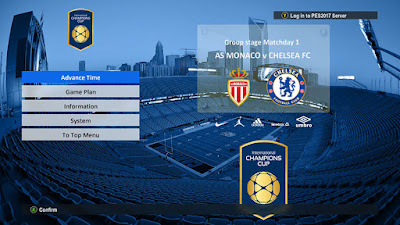 PES 2017 International Champions Cup 2018 Mod by Micano4u