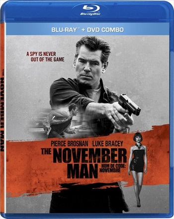 The November Man 2014 Dual Audio Hindi Bluray Download