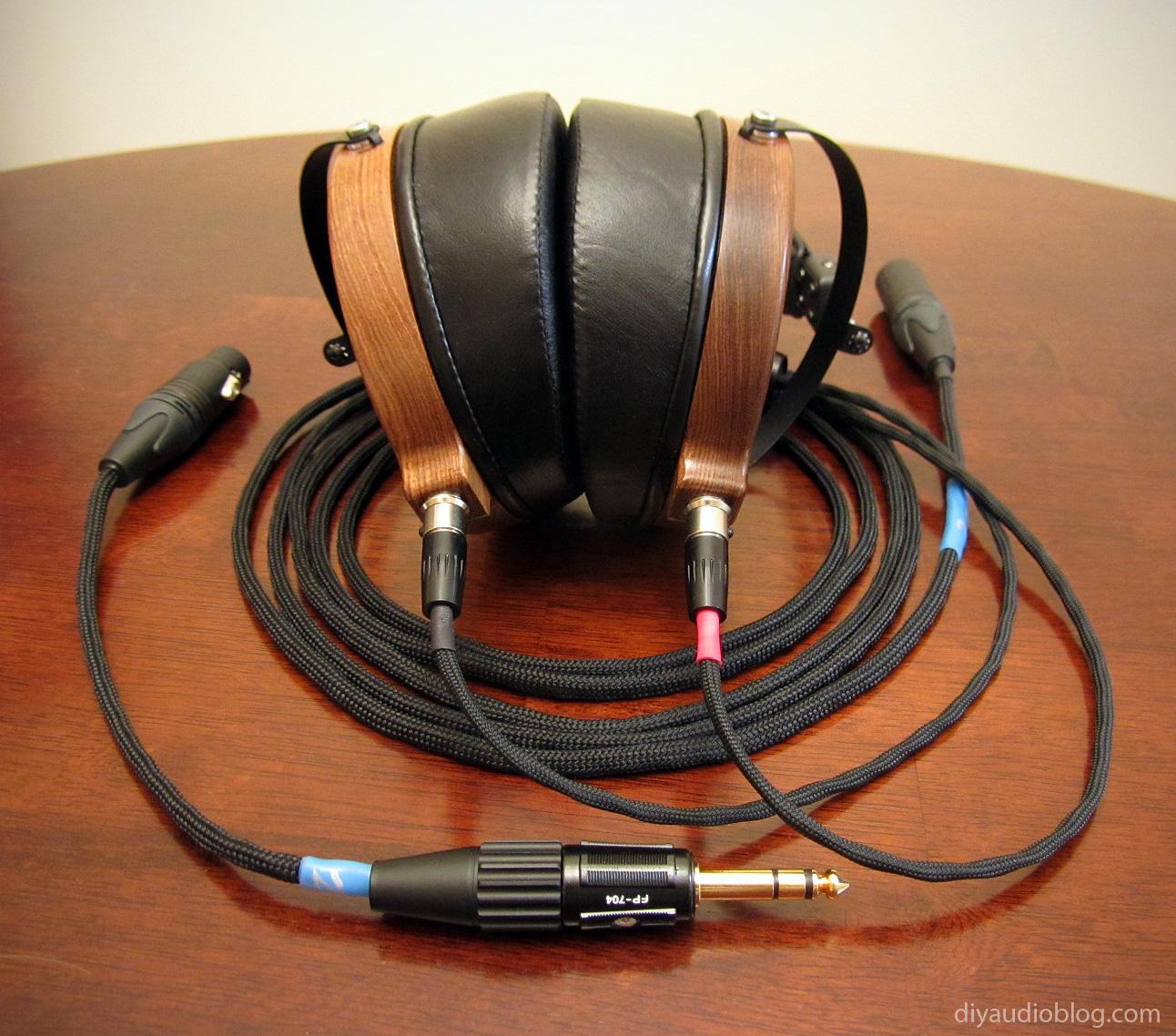 DIY Audio Electronics from Zynsonix.com: A Custom Audeze ...