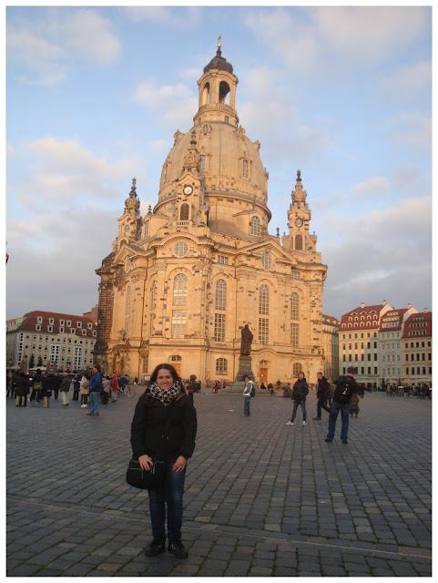 Dresden (Alemanha): destruída na Segunda Guerra Mundial e renascida das cinzas! Frauenkirche
