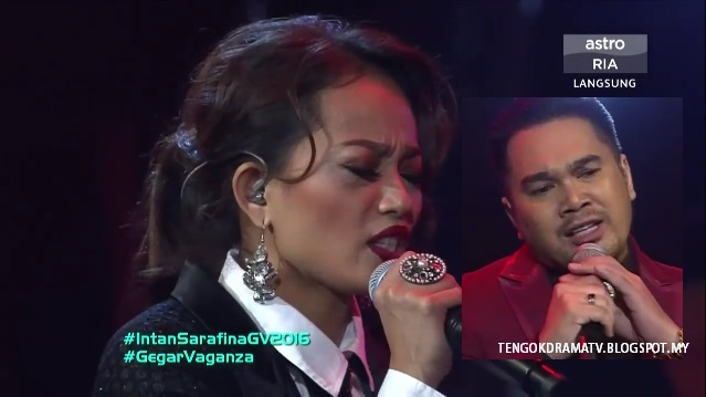 Gegar Vaganza 3 Minggu 4 – Intan Sarafina ft. Fazli Zainal