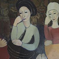 Teresa Ramón pintura figurativa