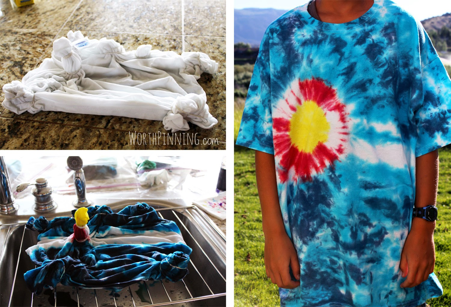 Worth It Events Tie Dye Your Summer