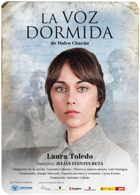 """Teatro: """"La voz dormida"""" en el Teatro Bellas Artes"""